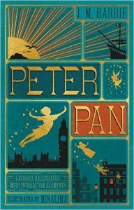 Peter Pan Minalima cover