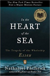In the Heart of the Sea Nathaniel Philbrick cover