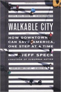 Walkable City Jeff Speck cover